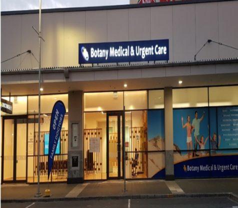 Botany Medical Urgent Care Project